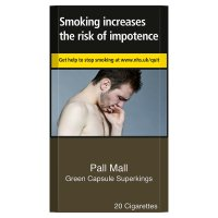 Pall Mall Green Capsule SK