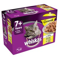 Whiskas 7+ Casseroles in Jelly
