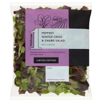 Waitrose 1 seasonal leaves peppery