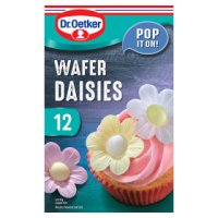 Dr Oetker wafer daisys