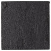 Waitrose slate coasters, pack of 4