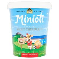 Minioti Chocolate Ice Cream