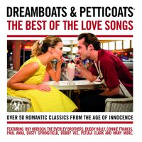 CD Dreamboats & Petticoats Best of Love Songs