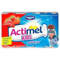 Actimel for Kids Strawberry