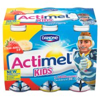 Actimel for Kids Straw-Nana