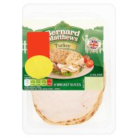 Bernard Matthews turkey breast