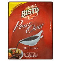 Bisto pour over beef gravy