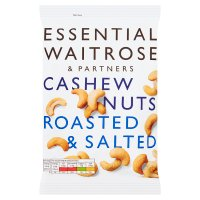 essential Waitrose cashew nuts