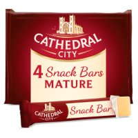 Cathedral City Snack Bars Mature