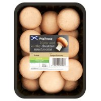 Waitrose Chestnut Mushrooms