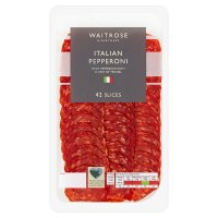 Waitrose Pepperoni 48 slices
