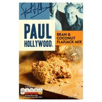 Paul Hollywood Bran & Coconut Flapjack Mix