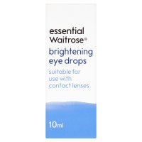 essential Waitrose eye drops