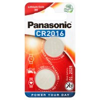 Panasonic lithium power CR2016
