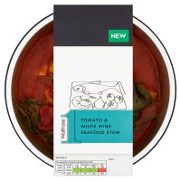 Waitrose 1 Tomato & White Wine Seafood Stew