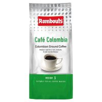 Rombouts café colombia ground coffee