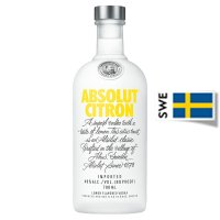 Absolut Vodka Citron