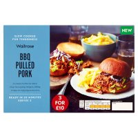 Waitrose BBQ Pulled Pork