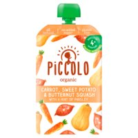 Piccolo Carrot Sweet Potato
