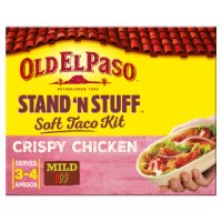 Old El Paso Stand 'n' Stuff Chicken Taco Kit