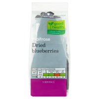 Waitrose LoveLife Dried Blueberries