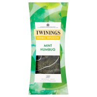 Twinings herbal infusions mint humbug