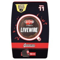 Cafepod Livewire Capsules