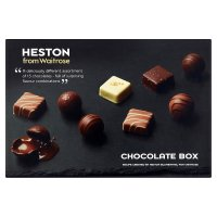 Heston from Waitrose Chocolate Box