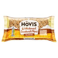Hovis Wholemeal Sandwich Thins