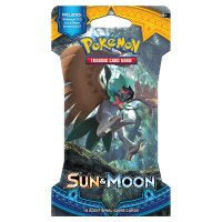 Pokemon Sun and Moon Sleeved Boost