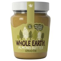 Whole Earth Smooth Almond Butter