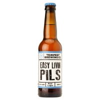 Tempest Brewing Co Easy Livin Pils