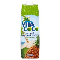 Vita Coco with pineapple coconut water