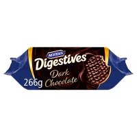 McVitie's digestives dark chocolate