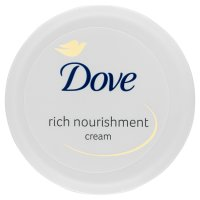 Dove rich nourishment cream pot