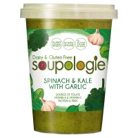 Soupologie Spinach & Kale with Garlic