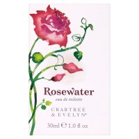 Crabtree & Evelyn eau de toilette rosewater