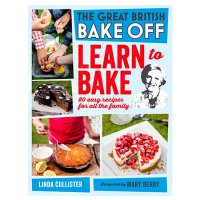 Great British Bake Off Learn To Bake Linda Collister