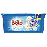 Bold 2in1 White Lily & Crystal Rain Washing Capsules 29 Washes
