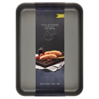 from Waitrose 36cm hard anodised roasting tray