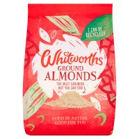 Whitworths ground almonds