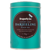 Dragonfly luxury leaf darjeeling black tea
