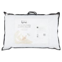 Waitrose home duck feather & down pillow
