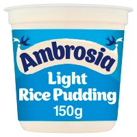 Ambrosia light rice