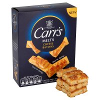 Carr's melts cheese batons