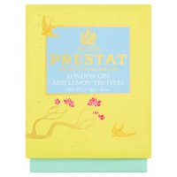Prestat London gin truffles