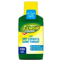 Lemsip Cough for Dry Cough