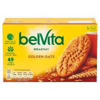 Belvita Breakfast biscuits golden oats 6 pack