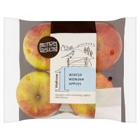 Waitrose Winter Wonder apples tray pack