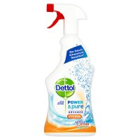 Dettol power & pure oxygen splash